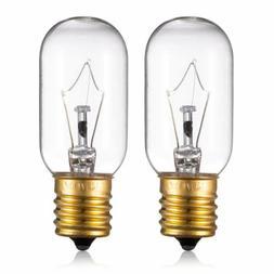 6912W1Z004B Microwave Light Bulb Lamp 120V 30W E17 Replaces