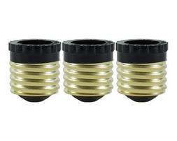 KOR  E26 Medium  To E12 Candelabra Base Socket Reducer