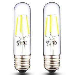 E26 T10 Tubular Edison LED Light Bulb 40 Watt Incandescent L