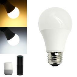 E27 12W Color Temperature Adjustable WIFI Smart LED Light Bu