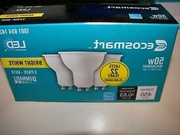 EcoSmart 4 in. White Integrated LED Recessed Trim