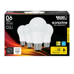 FEIT Electric  8.8 watts A19  LED Bulb  800 lumens Bright Wh