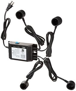 Exo Terra Electronic Terrarium Lamp Controller, 2 by 30-Watt