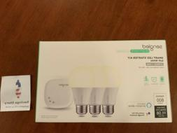Sengled Element Classic Smart LED A19 Starter Kit - 3 Bulbs