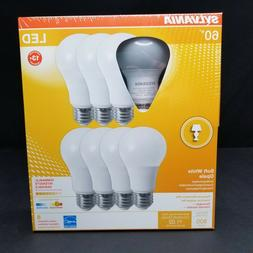 Sylvania Energy Efficient 60W Equivalent LED A19 800 Lumens