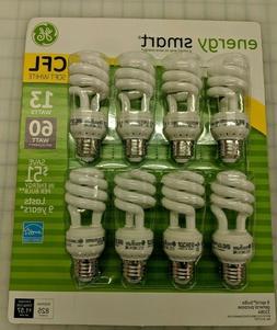 GE Energy Smart 13 Watts/60 Watt Replacement CFL Soft White