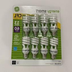 GE Energy Smart CFL Soft White 13 Watts 60 Watt Replacement