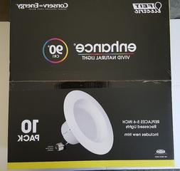 Feit Enhance 90+ CRI 75W Replacement Dimmable 2700K Soft Whi