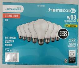 EcoSmart Equivalent Eco Incandescent Double Life Soft White