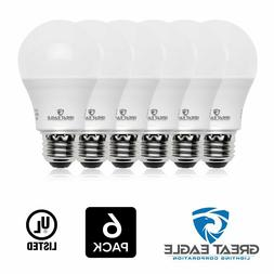 Great Eagle 100W Equivalent LED Light Bulb 1500 Lumens A19 W