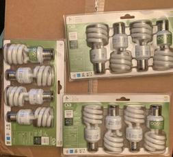 40W Equivalent Soft White  Spiral CFL Light Bulb