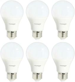 AmazonBasics 60 Watt Equivalent, Soft White, Dimmable, A19 L