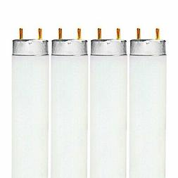 Luxrite F32T8/741 32W 48 Inch T8 Fluorescent Tube Light 4100