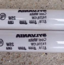 "F42T6/CW Fluorescent Showcase Bulb 25 Watt 39-3/4"" Cool Whit"