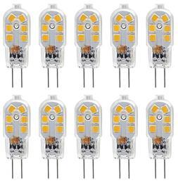 KINDEEP G4 LED Bulb, Bi-Pin Base, 20W Halogen Bulb Equivalen