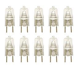 VSTAR® G8 120V 20W Halogen Light Bulbs