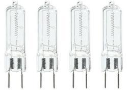 100W 100-Watt G8 130v T4 Halogen Lamps 1300-lumen 100Watt G