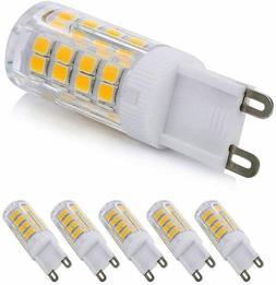 G9 LED Light Bulbs, 5W 3000K-6000K 360 Degree Beam Angle LED