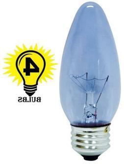 GE Lighting 48699 Reveal Decorative Ceiling Fan Light Bulb-4