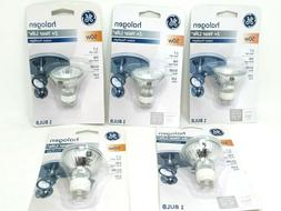 GE Halogen 16751 50-Watt, 400-Lumen MR16 Spotlight Bulb with