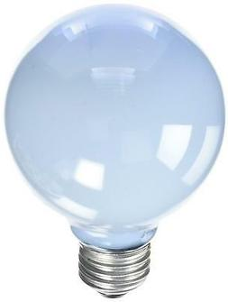 GE Reveal Frosted 40-Watt 250 Lumens; G25 Decorative Globe L