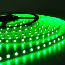Green LED Strip light, Waterproof LED Flexible Light Strip 1