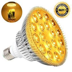 50W LED Grow Light Bulb for Indoor Plants, Led Plant Lights
