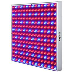 SANSUN LED Grow Light for Red Blue Indoor Plant Lights and H