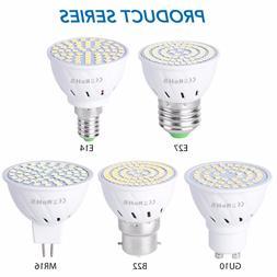 GU10 <font><b>LED</b></font> E27 Lamp E14 Spotlight <font><b