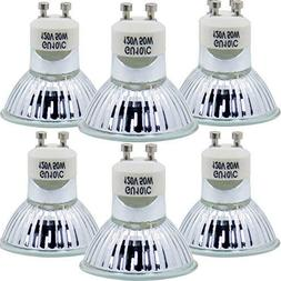 GU10 Halogen Light Bulb, MR16 Light Bulbs 120V/50W, UV Glass
