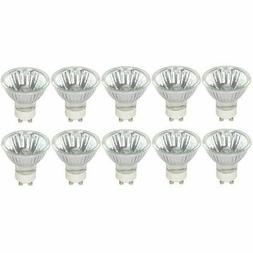 35W GU10 JDRC MR16 120V Halogen Spot Light Bulbs Dimmable C