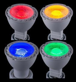 CBConcept® MR16 GU5.3 LED Bulbs, 5 Watt, 450 Lumen, 50W Equ