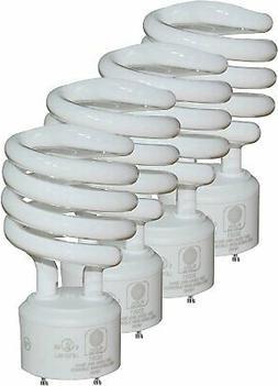 SleekLighting Gu24 23Watt Light Bulb Two Prong Twist 2 Pin -