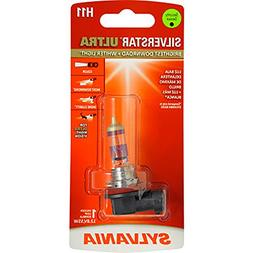 SYLVANIA - H11 SilverStar Ultra - High Performance Halogen H