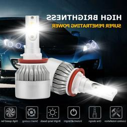 H8 H9 H11 2000W 285000LM LED Headlight Bulbs Conversion Kit