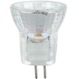 Sunlite Halogen 20 W MR8 Mini Reflector BiPin with Cover Gua