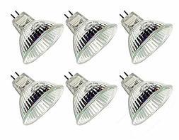 CTKcom Halogen Light Bulbs - 12Volt 20Watt MR16 Halogen Lamp