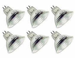 CTKcom Halogen Light Bulbs- MR11 12Volt 10Watt Halogen Lamp,