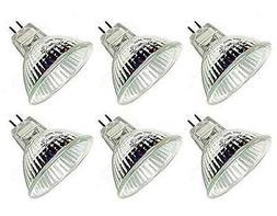 CTKcom Halogen Light Bulbs - 12Volt 10Watt MR16 Halogen Lamp
