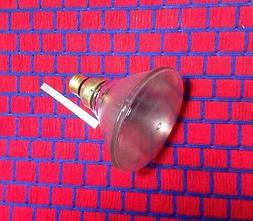 60w new GE 60 WATT HALOGEN PAR38 light bulb IR spot 120v ~ 6