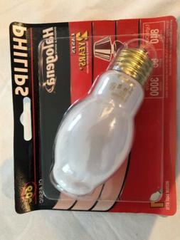 Halogena 60 Watt BT15 Medium Base White Halogen Light Bulb P
