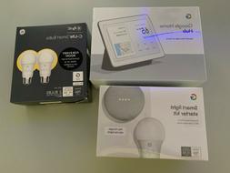 home hub with mini smart light starter