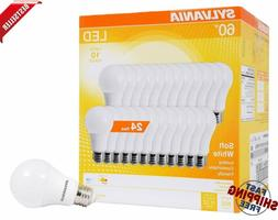 Home Lighting A19 Efficient 8.5W Soft White 2700K 60W Equiva