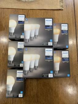 Philips Hue A19 lot of 11 different Smart Light Bulbs Dimmab