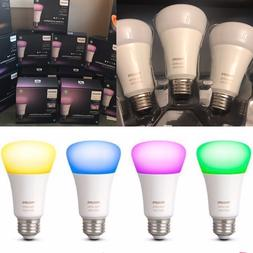 Philips Hue Light Bulbs / expansion + add on sets. White & C