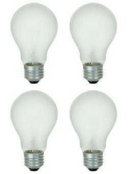 Incandescent Light Bulbs 100 Watt 75 Watt 60 Watt 40 Watt So
