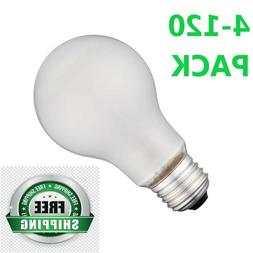 Incandescent Light Bulbs 40 Watt 260 Lumens Heavy Duty Frost