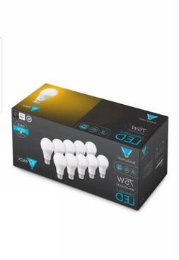 Triangle Bulbs  LED Dimmable 12 Watt A19 LED Bulb, 1055 Lume