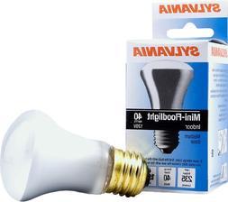 Sylvania 14821 40-Watt Incandescent R16 Mini-Reflector Light