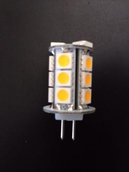 JC BI PIN G6.35 LED Path Light Cob Bulbs 2700k 50,000 Hr 12